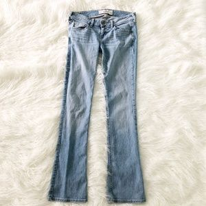 Hollister | Flare Light Wash Jeans Waist 25